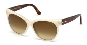 Tom Ford FT0330 Grey with Gradient Brown Lenses