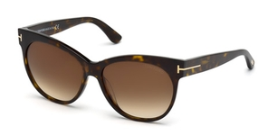 Tom Ford FT0330 Havana with Gradient Brown Lenses