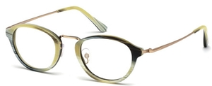 Tom Ford FT5321 Green Horn