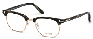 Tom Ford FT5342 Black Horn