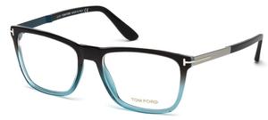 Tom Ford FT5351 Black/Smoke