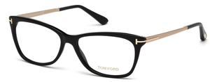 Tom Ford FT5353 Shiny Black