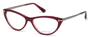 Tom Ford FT5354 Shiny Red