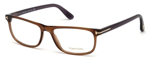 Tom Ford FT5356 Shiny Dark Brown