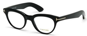 Tom Ford FT5378 Shiny Black