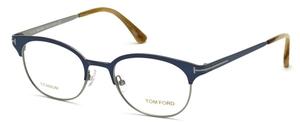 Tom Ford FT5382 Shiny Blue