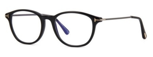 Tom Ford FT5553-B Shiny Black