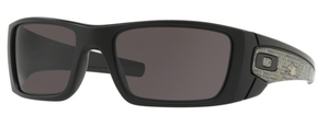 Oakley Fuel Cell OO9096 C9 Matte Black with Warm Grey Lenses