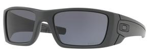 Oakley Fuel Cell OO9096 F7 Dark Grey with Grey Lenses