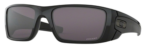 Oakley Fuel Cell OO9096 Polished Black / prizm grey
