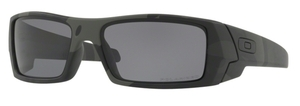 Oakley GasCan OO9014 03 Multicam Black with Grey Polarized Lenses