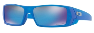 Oakley GasCan OO9014 34 X-Ray Blue with Prizm Sapphire Lenses