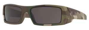 Oakley GasCan OO9014 53-083 Multicam with Warm Grey Lenses