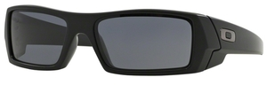 Oakley GasCan OO9014 03-473 Matte Black with Grey Lenses