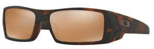 Oakley GasCan OO9014 16 Matte Brown Tortoise with Tungsten Iridium Lenses