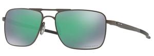 Oakley Gauge 6 OO6038 03 Pewter / Prizm Jade