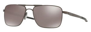 Oakley Gauge 6 OO6038 06 Pewter / Prizm Black Polar
