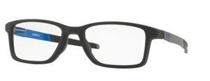 Oakley GAUGE 7.1 OX8112 04 Satin Black/Blue