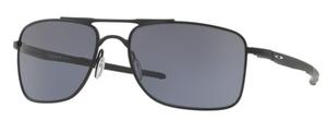 Oakley Gauge 8 OO4124 01 Matte Black / Grey
