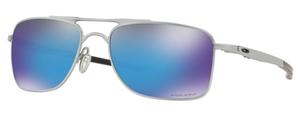 Oakley Gauge 8 OO4124 10 Matte Lead / Prizm Sapphire
