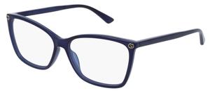 Gucci GG0025O Blue