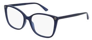 Gucci GG0026O Blue