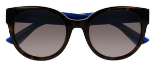 Gucci GG0035S Tortoise with Brown Gradient Lenses
