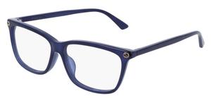 Gucci GG0042OA Blue Fade
