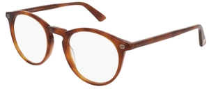 Gucci GG0121O Light Havana