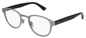 Gucci GG0161O Ruthenium/Black