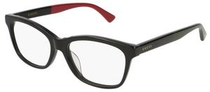 Gucci GG0162OA Black/Red