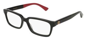 Gucci GG0168O Black/Red