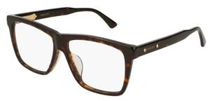 bd49134b358d9 Gucci GG0268OA Eyeglasses