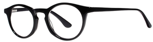 Modern Optical Global Village Black +2.50
