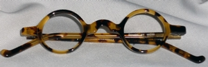 Anglo American Groucho Amber Havana