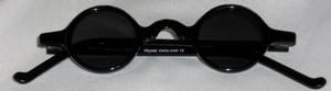 Anglo American Groucho Black w/ Grey Window