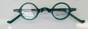 Anglo American Groucho Transparent Green