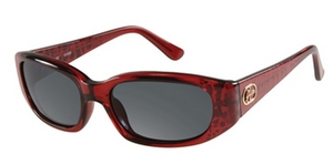 Guess GU 7219 Burgundy Crystal