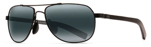 Maui Jim Guardrails 327 Gloss Black