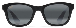 Maui Jim Hana Bay  434 Matte Black 5284