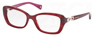 Coach HC6051 ELVIRA Eyeglasses