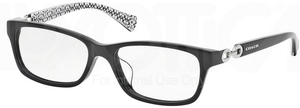 Coach HC6052F FANNIE (Asian Fit) Eyeglasses