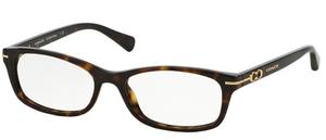 20bd651b48 Coach HC6054F ELISE (Asian Fit) Eyeglasses