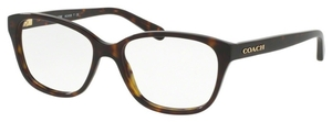 Coach HC6103F (Asian Fit) Eyeglasses