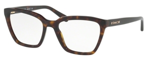 Coach HC6109F (Asian Fit) Eyeglasses
