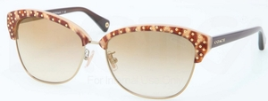 Coach HC7024 L054 MICHAYLA Sunglasses