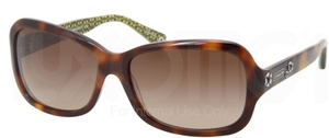 Coach HC8016 L008 CIARA Sunglasses