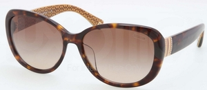 Coach HC8040BF L520 Sunglasses