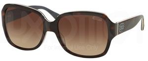 Coach HC8043 L037 BRIDGET Sunglasses