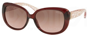 Coach HC8076 L067 LAURIN Sunglasses